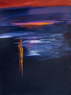 "Sunrise Series 2008 (18""x24"")"