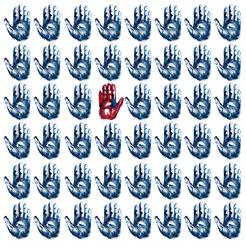 <p><strong>Red Right Hand</strong></p> <p>Red Right Hand is een nummer van Nick Cave,&nbsp;</p> <p>De opdracht was een platenhoes ontwerpen. Dit is de binnensleve voor de hoes.</p>