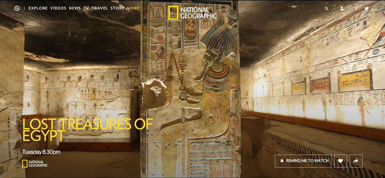 Lost Treasures Of Egypt Roxanne Ducharme